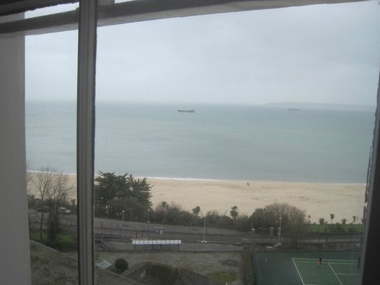 St. Ives Harbour Hotel & Spa: room 209 view
