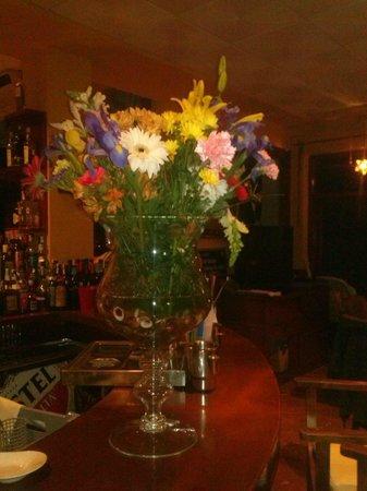 Restaurante Timon: decoracion especial