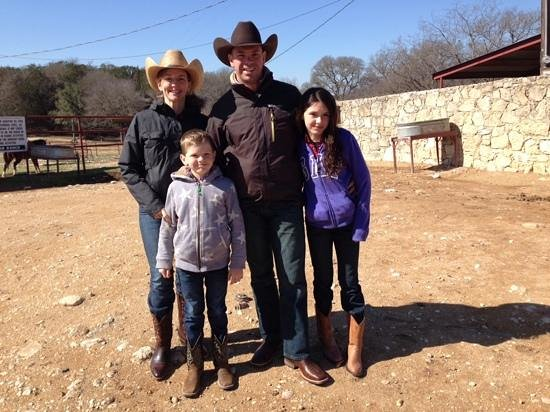 Mayan Dude Ranch: Thank you Ryan, Tommy and Paige
