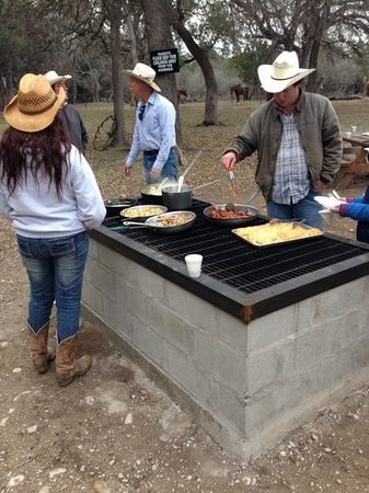 Mayan Dude Ranch: Watch out for the gravy!!!