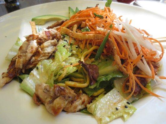 Black Marlin Bayside Grill: Salad