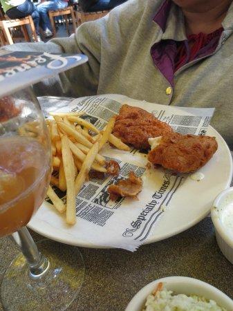 Black Marlin Bayside Grill : Fish
