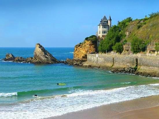 La Côte des Basques : Cote des Basques