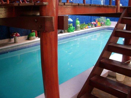 آرت هوتل ماناجوا نيكاراجوا: Pool