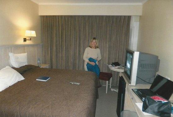 Room at Hotel Patagonia