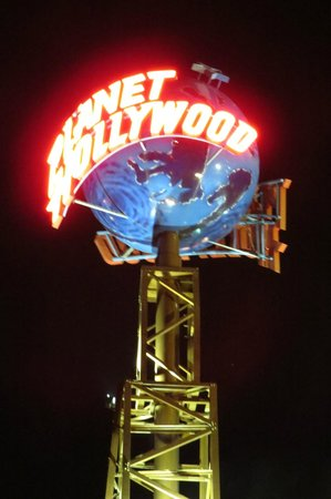 TEMPORARILY CLOSED - Planet Hollywood: Planet Hollywood, Downtown Disney 1