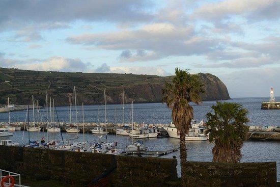 Pousada Forte da Horta: View of the harbor