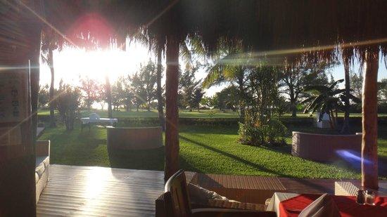 Laguna Suites Golf & Spa: Vista desde el Restaurante