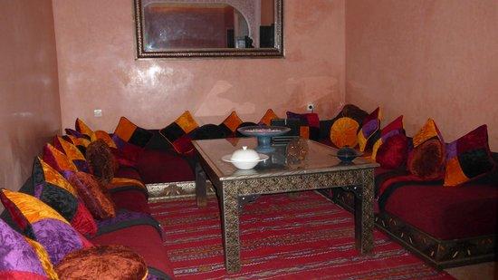 Riad Princesse du Desert : Lounge