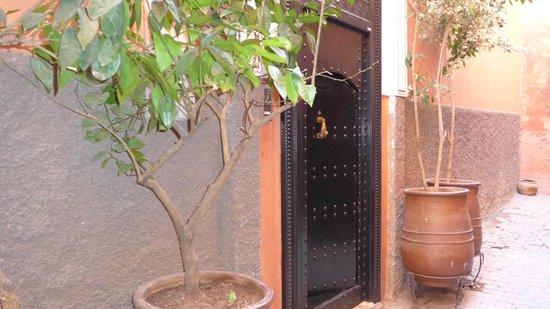 Riad Princesse du Desert : Front door