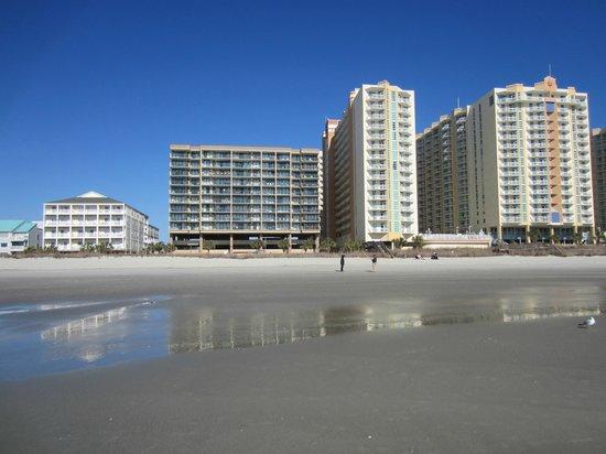 Wyndham Resort Ocean Blvd North Myrtle Beach Sc