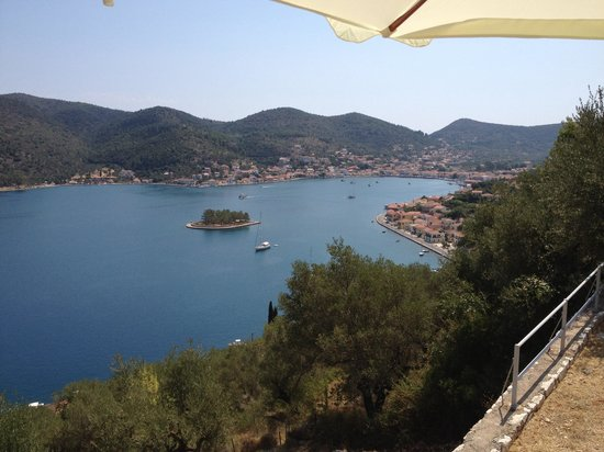 Odysseion Apartments: Great view