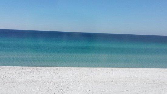 Beachside Resort Panama City Beach: View from room 307