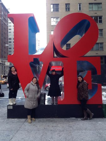 Love Sculpture: Escultura