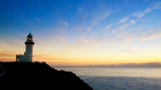 Pacific Coast Australia, Australie : Cape Byron Lighthouse