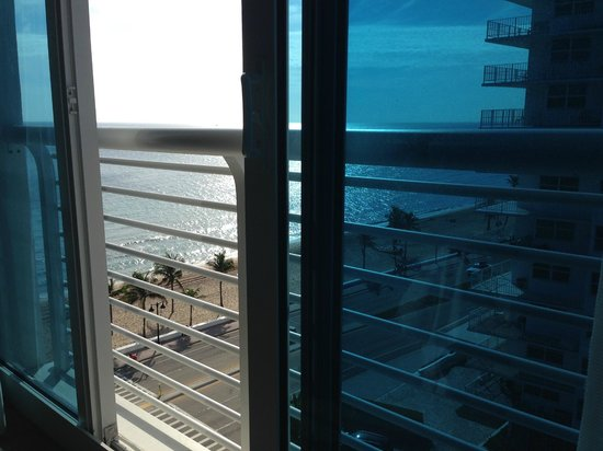 The Westin Beach Resort, Fort Lauderdale : Vista do quarto
