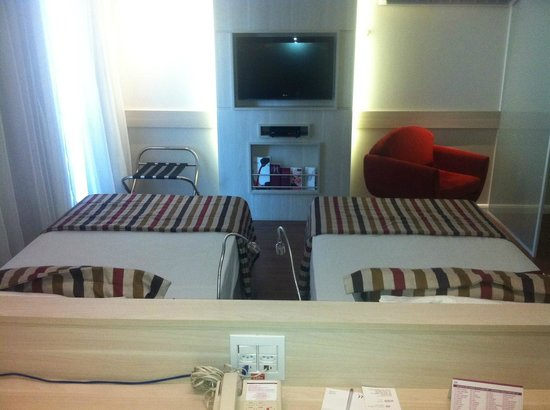 Mercure Apartments Brasilia Lider: Twin beds
