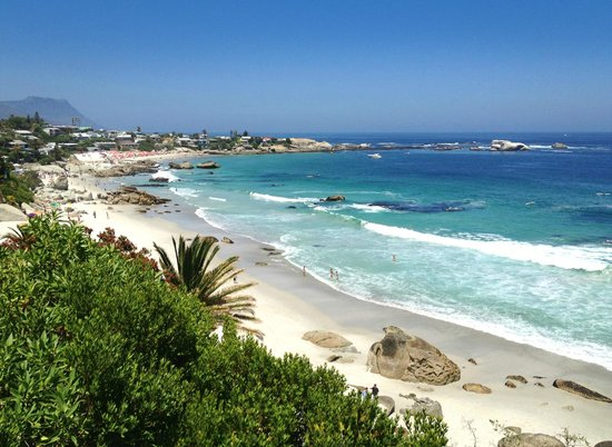 Clifton Beaches : Clifton Beach