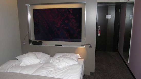 Starling Hotel Lausanne : Room