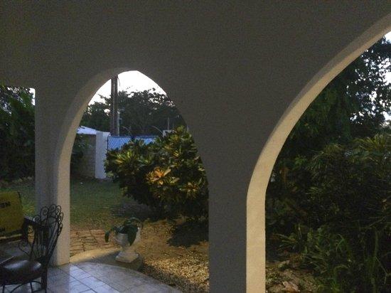 Negril Yoga Centre: Casa 2 Veranda