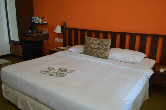 Sparsa Resort : Bed