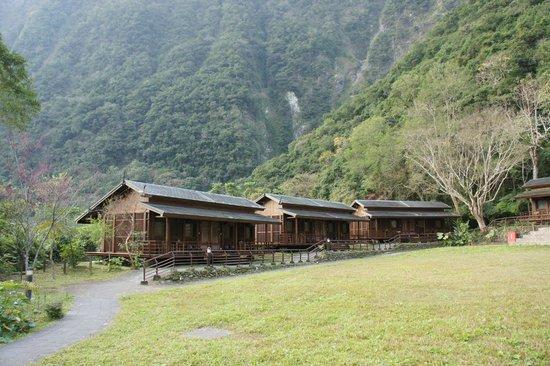 Leader Village Taroko: hotel cabins