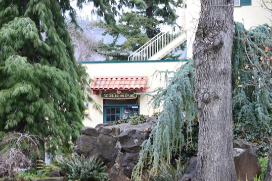 Columbia Gorge Hotel: The Spa
