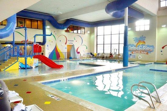 Staybridge Suites Salt Lake West Valley City Grins Fins Water Park