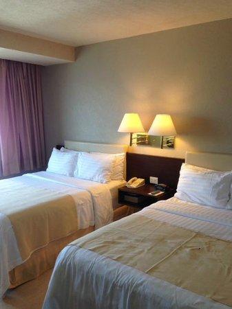 Holiday Inn Puebla La Noria : HABITACIÓN