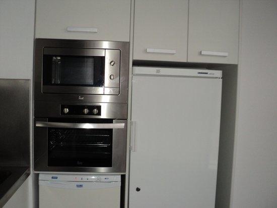 Residencia Melon District Marina: Cucina 1
