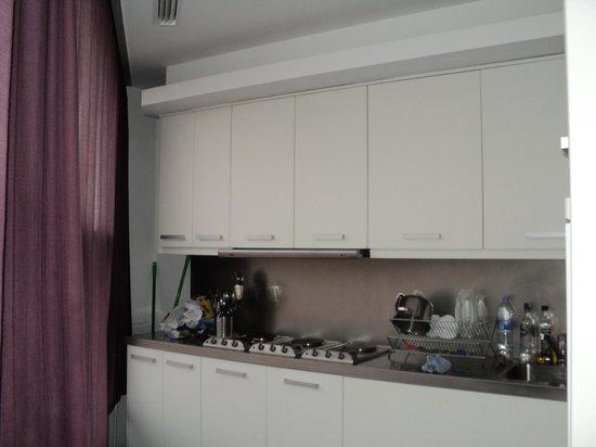 Residencia Melon District Marina: Cucina 2