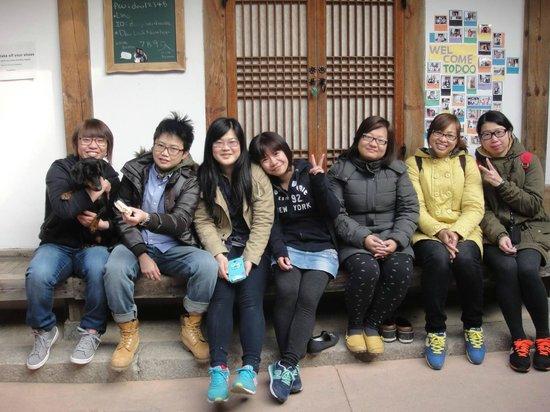 Doo guesthouse Bukchon 1: 可愛的Doo-sik