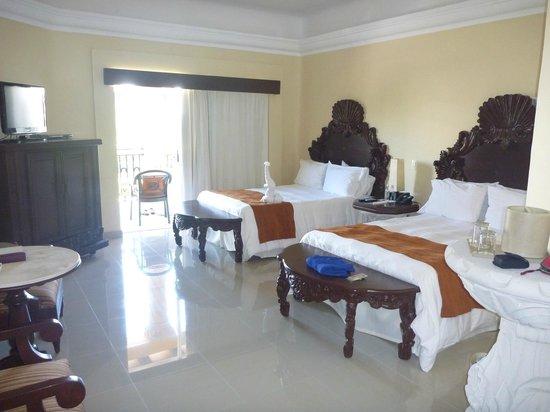 Gran Porto Resort : Junior Suite rm 210