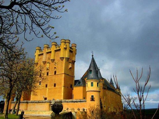 Alcazar de Segovia: Alcazar