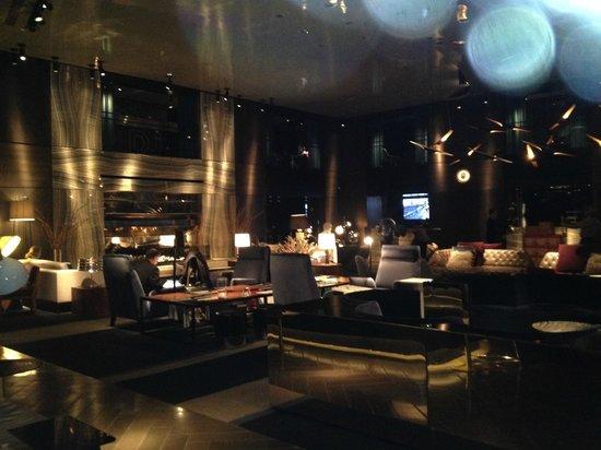 Paramount Hotel Times Square New York : Lobby do Hotel Paramount