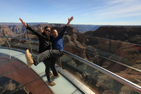 Grand Canyon Skywalk: Skywalk