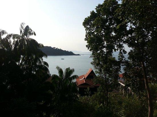 Berjaya Langkawi Resort - Malaysia : View from our balcony