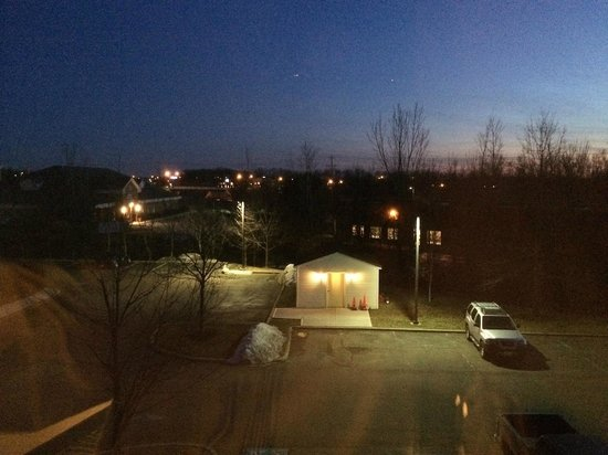 SpringHill Suites Columbus Airport Gahanna: View from room