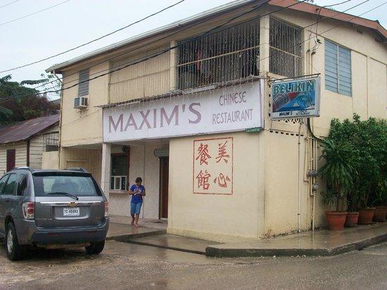 Maxim's Chinese Restaurant