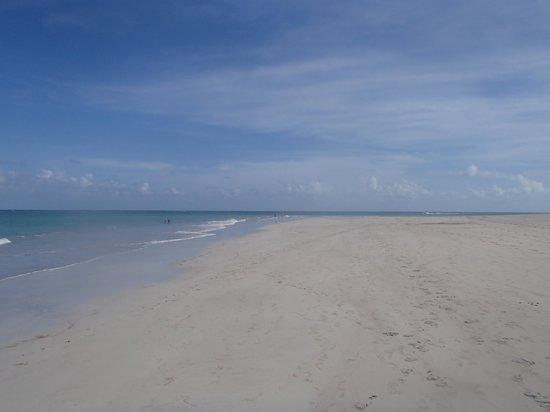 Carneiros Beach: Dos Carneiro