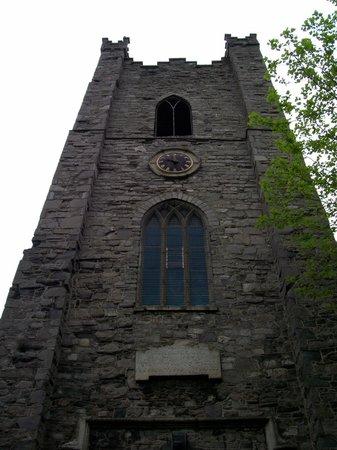 St. Audoen's Church Tower