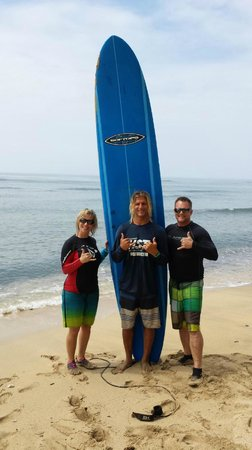 Zack Howard Surf: Wendy, Billy and Brett (from Zack Howard)