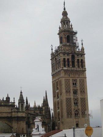 Hotel Casa 1800 Sevilla: view from room