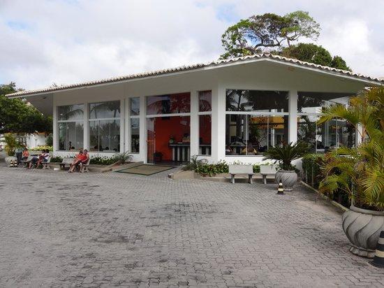 Bosque do Porto Praia Hotel: recepção