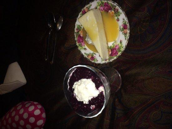 Sandlake Country Inn: Dessert