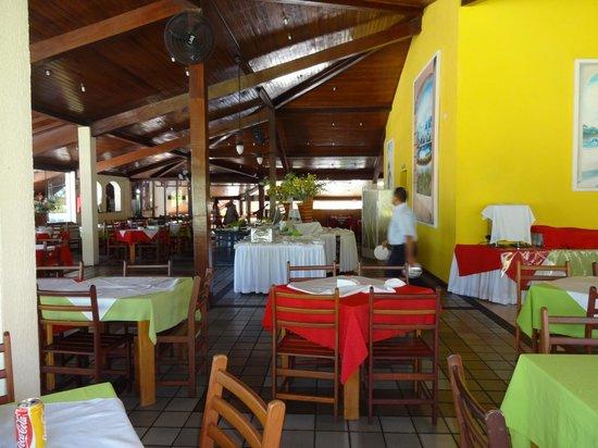 Bosque do Porto Praia Hotel: restaurante