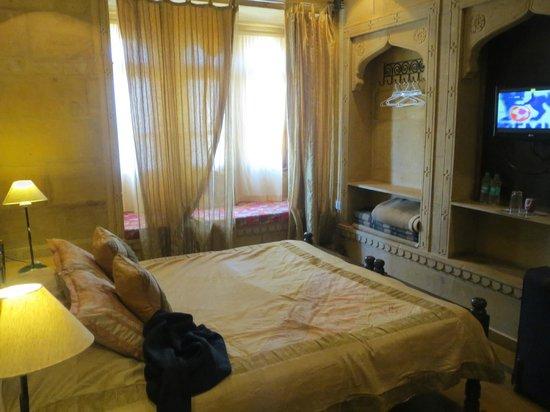 Hotel Fifu : bedroom Fifu hotel