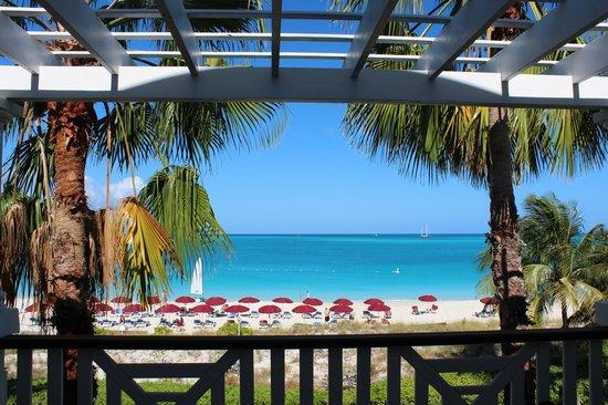Royal West Indies Resort: Ocean front view!