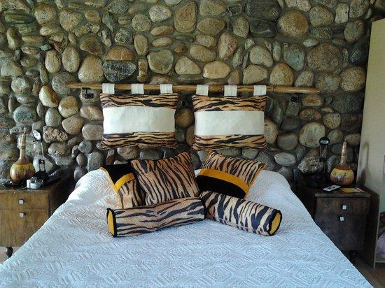 Complejo Siyabona : La decoracion y la calidad de la cama!