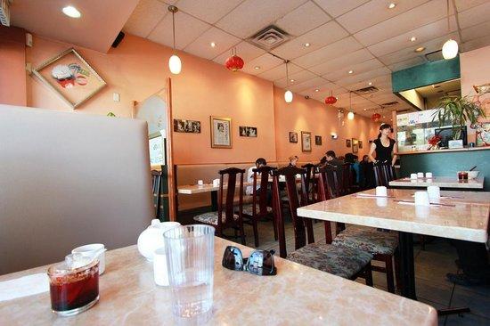 Peaceful Restaurant: Interior